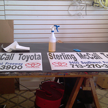 Welcome To New Modern Sign Houston S Best Sign Company
